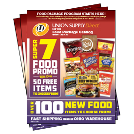 New York Monthly Food Inmate Package Program
